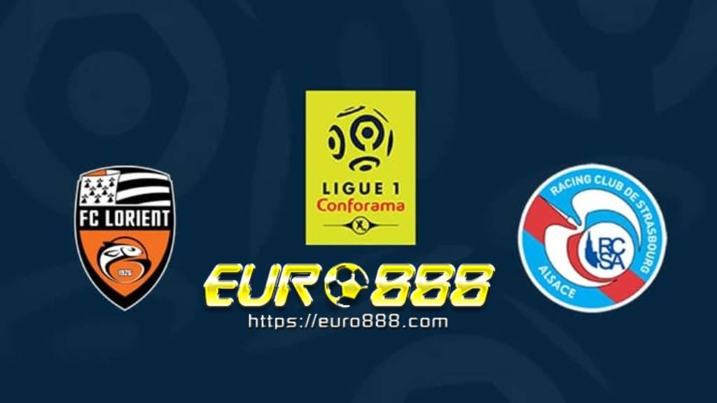 Soi kèo Lorient vs Strasbourg–VĐQG Pháp- 23/08/2020 - Euro888