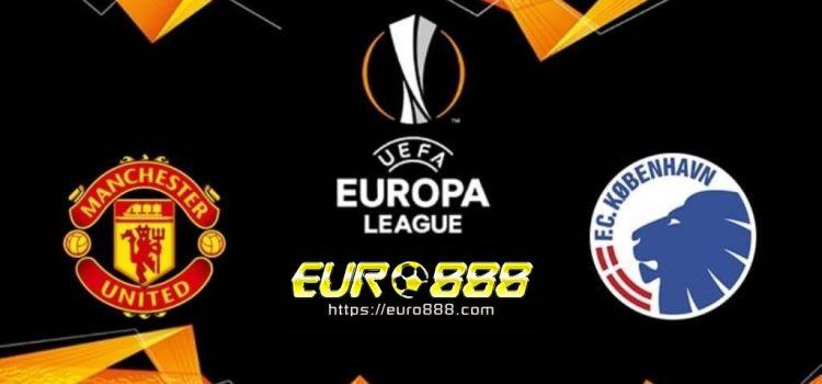 Soi kèo Manchester United vs Copenhagen– Europa League- 11/08/2020 - Euro888