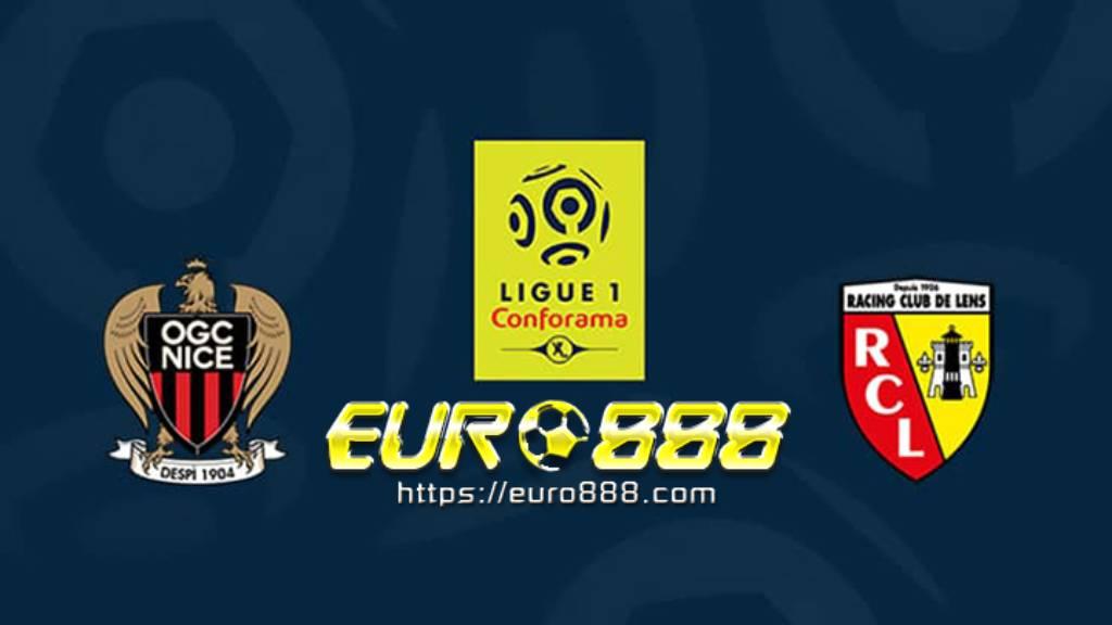 Soi kèo Nice vs Lens - VĐQG Pháp - 23/08/2020 - Euro888