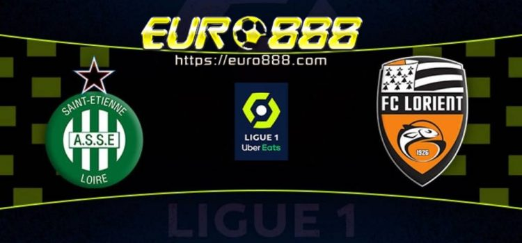Soi kèo Saint Etienne vs Lorient - VĐQG Pháp - 30/08/2020 - Euro888