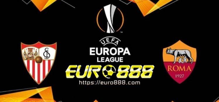 Soi kèo Sevilla vs AS Roma– Europa League- 06/08/2020 - Euro888