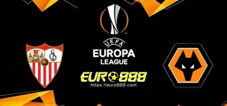 Soi kèo Sevilla vs Wolverhampton– Europa League- 12/08/2020 - Euro888