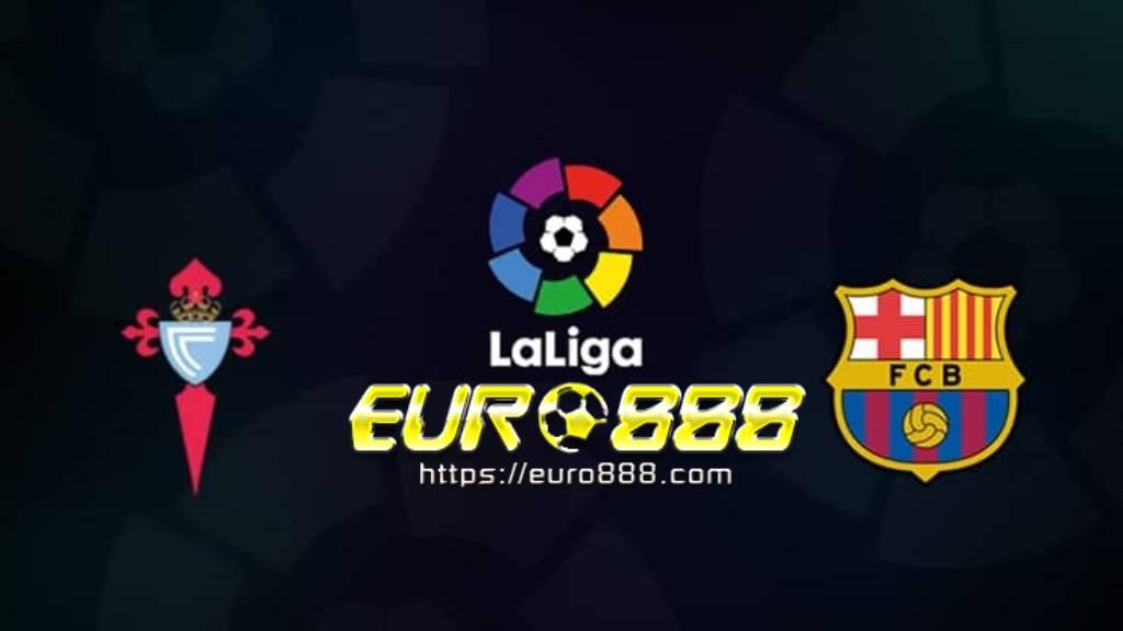 Soi kèo Celta Vigo vs Barcelona - VĐQG Tây Ban Nha - 02/10/2020 - Euro888