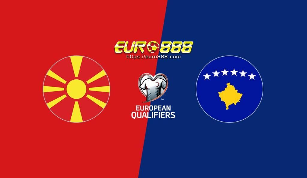 Soi kèo Bắc Macedonia vs Kosovo – Play-off Euro 2020 – 09/10/2020 – Euro888