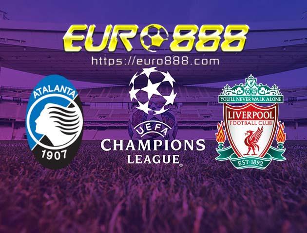 Soi kèo Atalanta vs Liverpool – Champions League – 04/11/2020