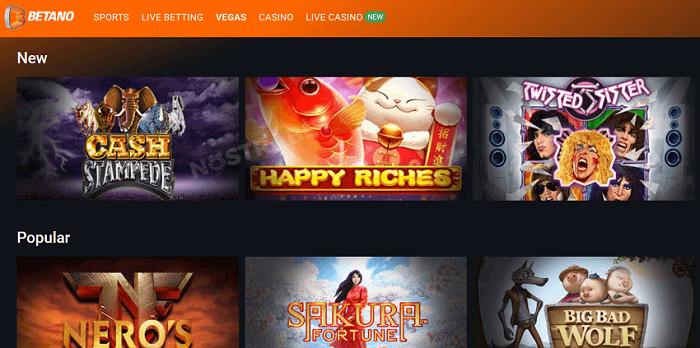 Nhiều trò chơi cho game thủ lựa chọn cá cược