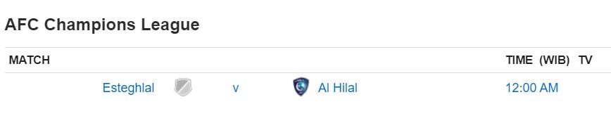 AFC Champion League